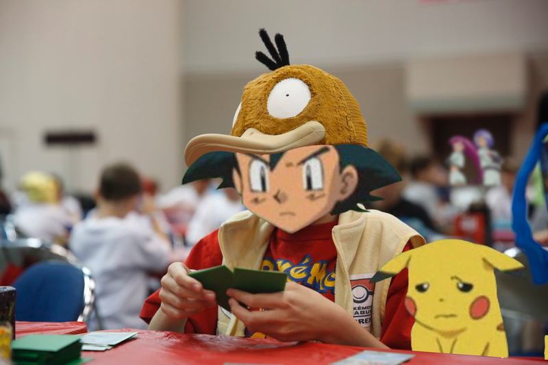 Kotaku 'Shop Contest: Psyduck Kid: The Winners