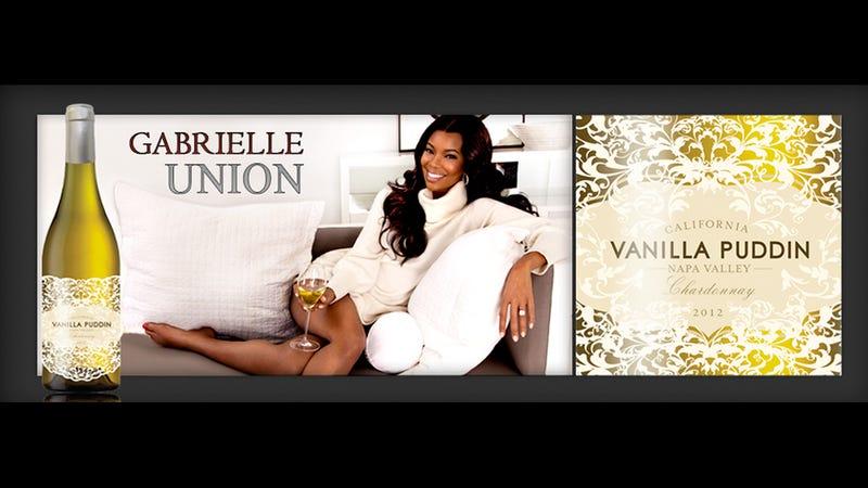 Gabrielle Union, Winemaker, Presents 'Vanilla Puddin' Chardonnay