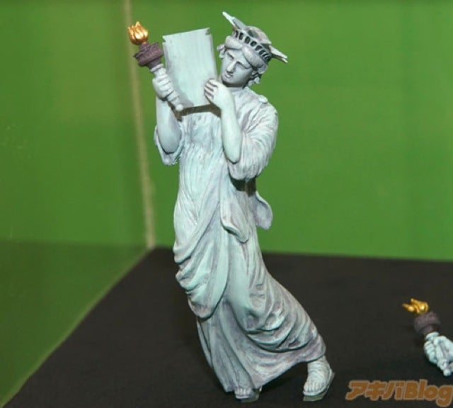 The Statue of Liberty, Doing Whatever The Hell She Pleases