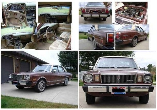 1980 Toyota Cressida for a Tranquility-Inducing $3,250!