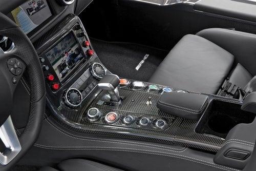 Mercedes SLS AMG F1 Safety Car: Press Photos