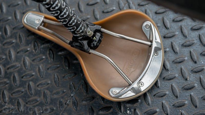 Brooks Cambium Review: Never Break In a Bike Saddle Again
