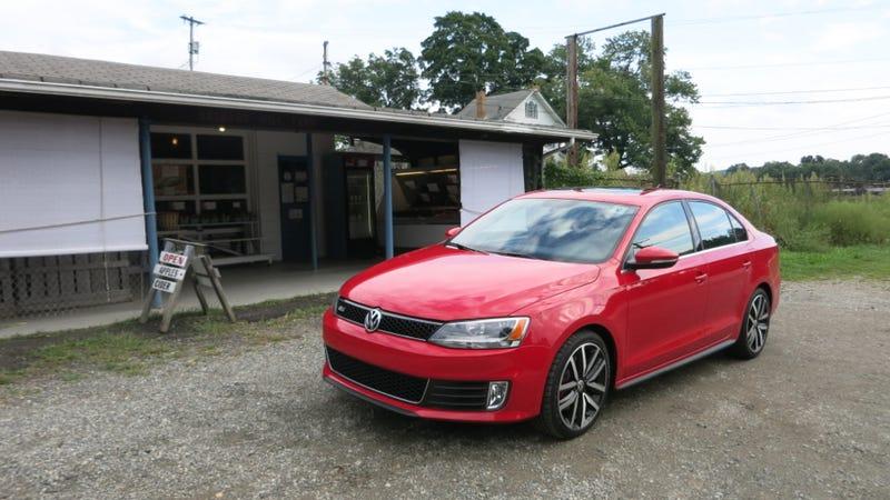 2013 Volkswagen Jetta GLI: The Jalopnik Review