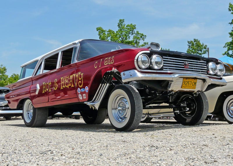 Billetproof 2009: Nomad Gasser Is Totally Awesome