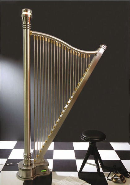 Radiator Harp Classes Up Your Cold Apartment, Burns Visitor's Fingers