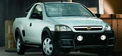 Sorry, Gringo, No Baby Pickups For You: Chevrolet Tornado