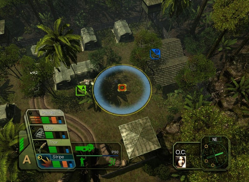 RTS And FPS Merge In Raven Squad