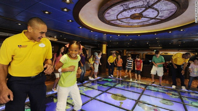 Disney's Newest Cruise Ship is Practically a Floating Arcade