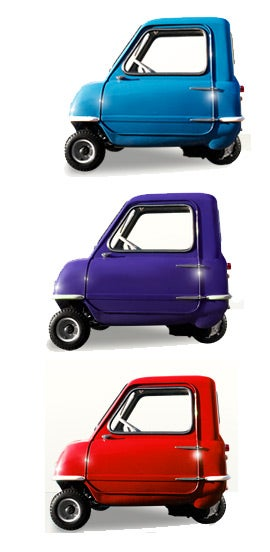 The World's Smallest Cars Are Back On Sale, For Insane Money