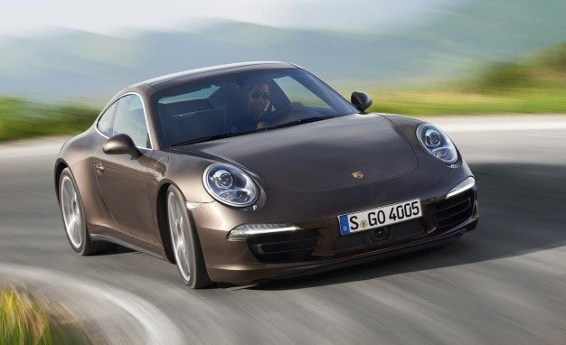 Porsche To Expand 911 Range With Off-Roader