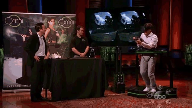 Reality Show Investors Rip Oculus Accessory, but They Have a Point