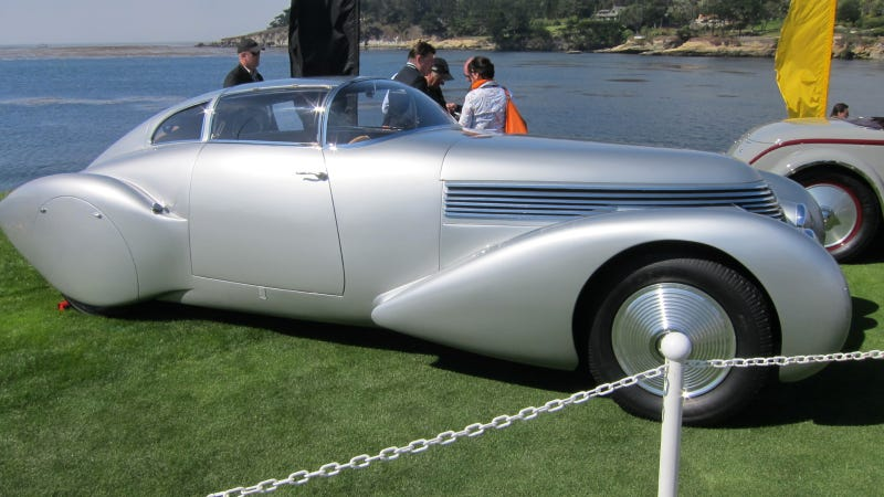 Swan Cars, Abacus Speedometers, And Other Reasons Why Pebble Beach Is A Car Lover's Paradise