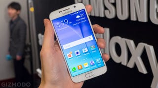Galaxy S6 Hands-On: