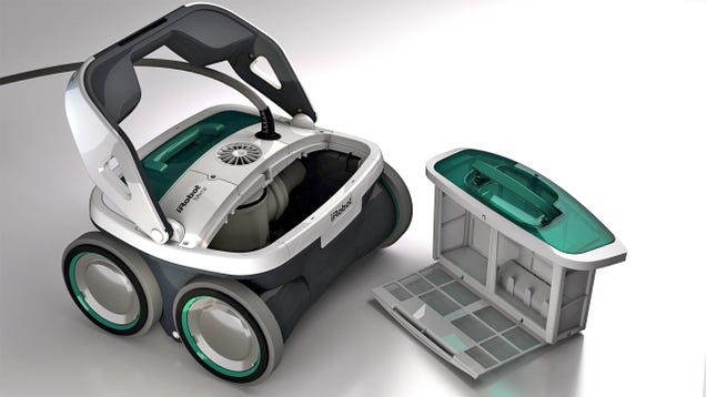 iRobot's Mirra 530 Gets More Power To Better Compete With Pool Boys