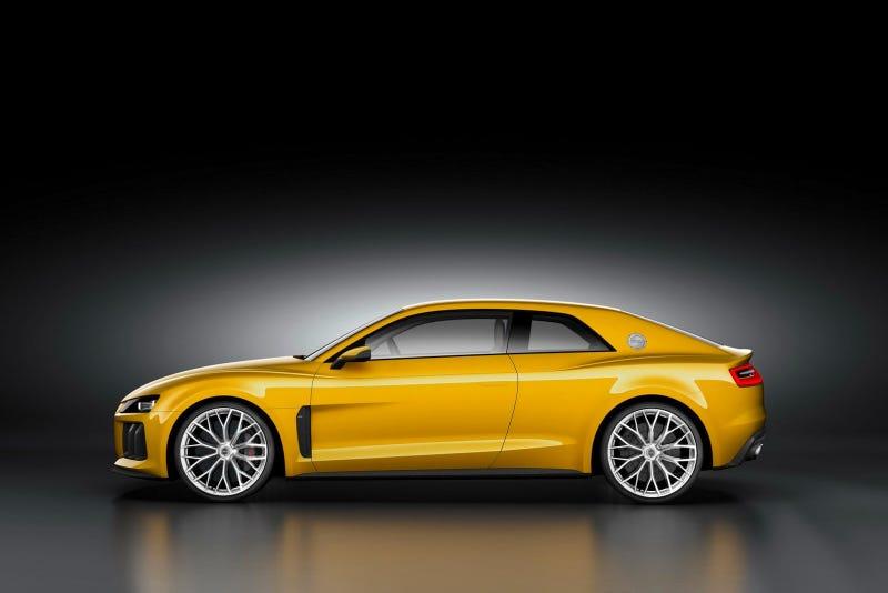 Audi Sport Quattro Concept Confirmed For Production