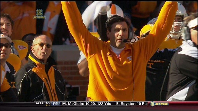 Derek Dooley Done At Tennessee