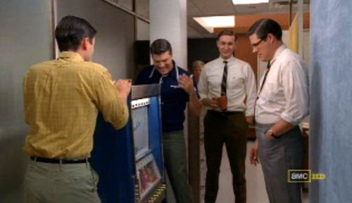 "Mad Men And ""The Power Of The Poontang"""