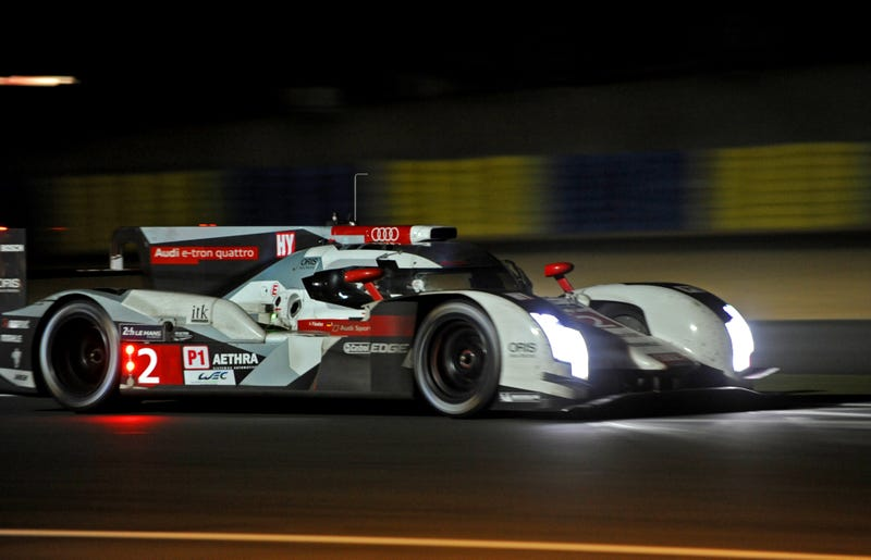 The 24 Words of Le Mans 2014