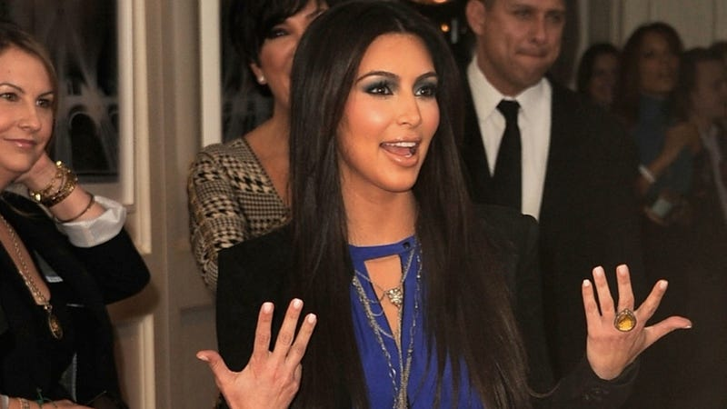 Kim Kardashian's Not Such a Good Sport About Flour-Bombing After All