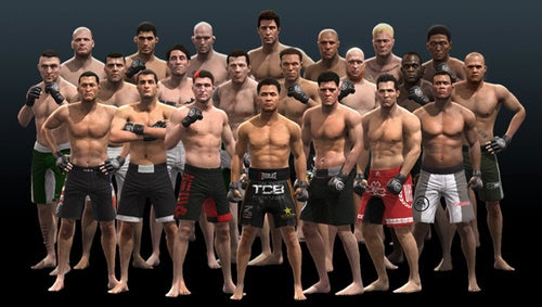 Middleweights Add Another 15 Fighters To EA Sports MMA