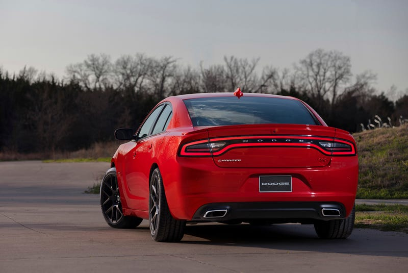 600+ Horsepower Dodge Charger Hellcat Could Be America's Fastest Sedan