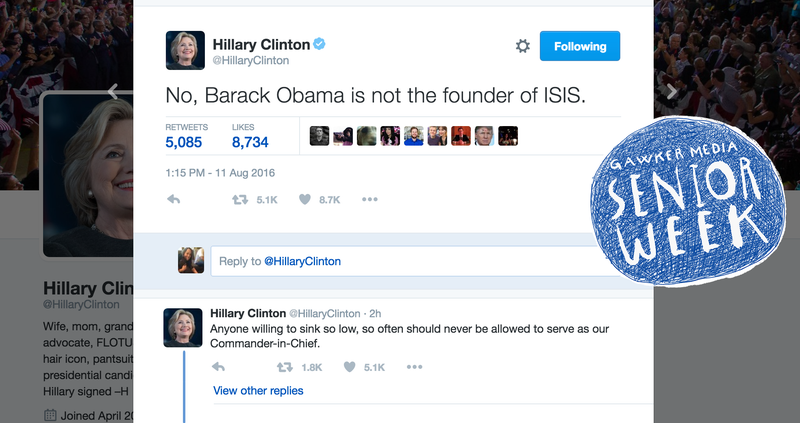 Hillary, Let Us Write Your Tweets