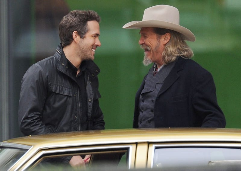 Jeff Bridges completely steals the show in our first taste of R.I.P.D.