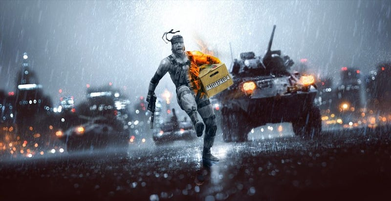 Last Chance To Save By Pre-Ordering Battlefield 4
