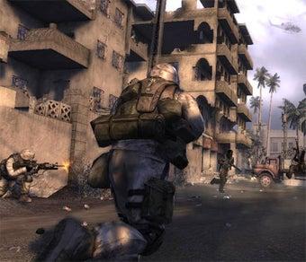 Konami Bringing Fallujah To 360, PS3, and PC