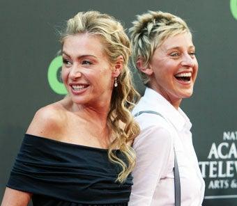 Portia de Rossi to Become Portia DeGeneres