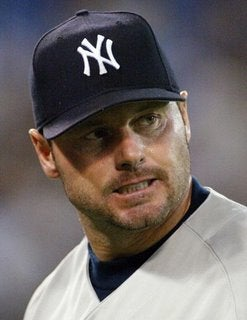 Roger Clemens Will Be Ready To Pitch...Right After His Sadomasochistic Rubdown