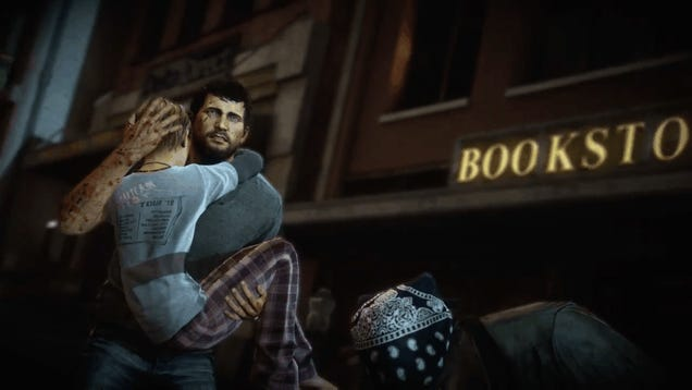 Fanmade Trailer For The Last Of Us Remastered Made In Photo Mode