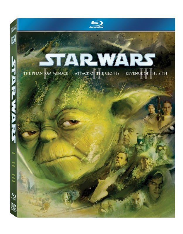 Official Rundown of the 40-plus Hours of Star Wars Blu-ray Extras