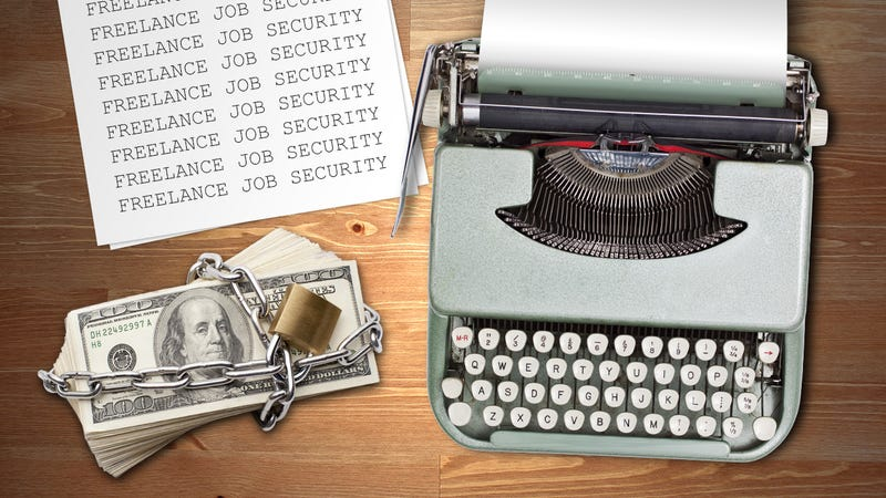Why I Gave Up Job Security to Go Freelance