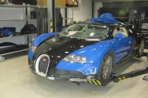 Buy this Veyron for $250K!!