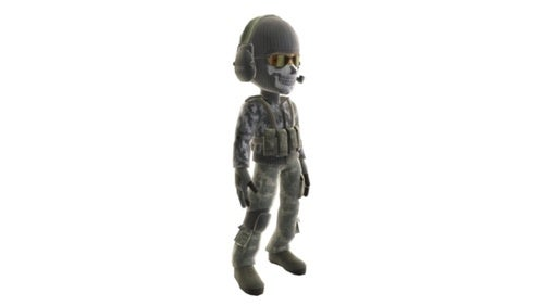 MW2 Avatar Items Available Tomorrow, but Not for Free