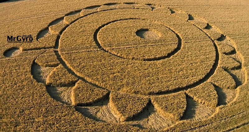 The Most Astonishing Crop Circle Artworks of 2014