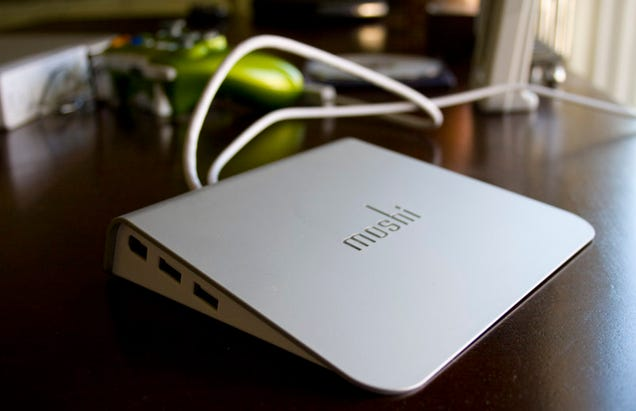 iLynx USB/Firewire Hub Review