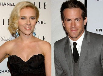 Scarlett Johansson and Ryan Reynolds Got Married