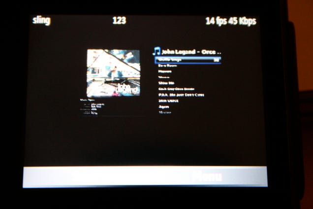 My Apple TV Over Slingbox Hands On