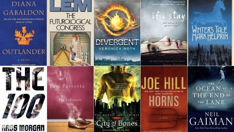 English teens movies books