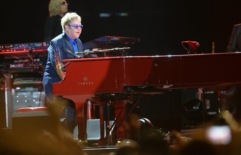 Elton John Believes Jesus is For Same-Sex Marriage