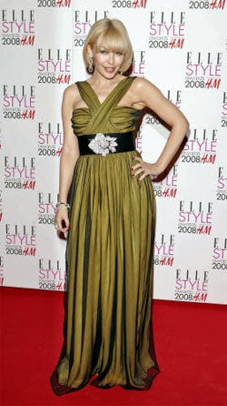 The Style-Impaired Show Up For ELLE Style Awards