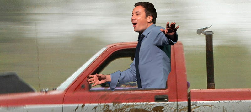 Let's Help Jimmy Fallon Pick A Pickup Truck