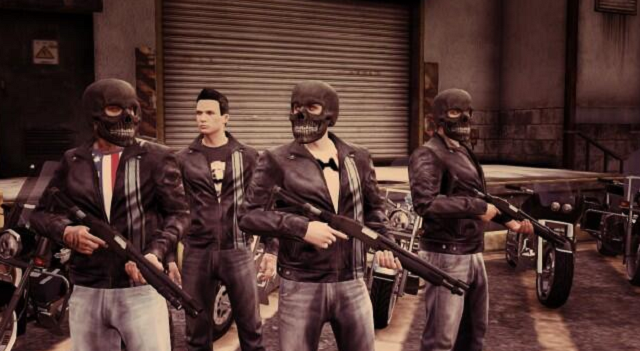 A Chat With GTA Online's Notorious Motorcycle Club