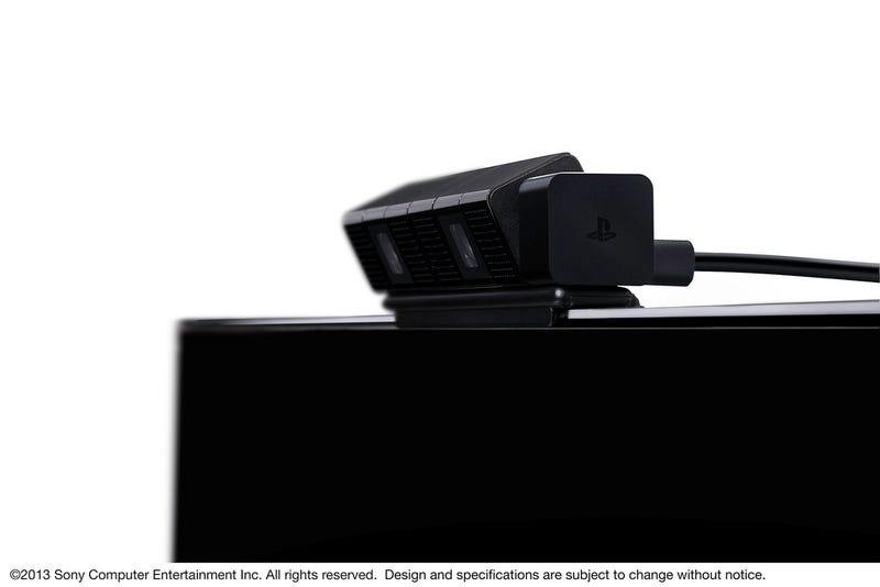 First Look At The PlayStation 4's New Camera [Updated]