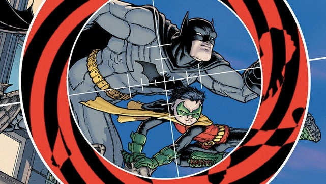 In this week's comics, Batman Incorporated and The Guild return!