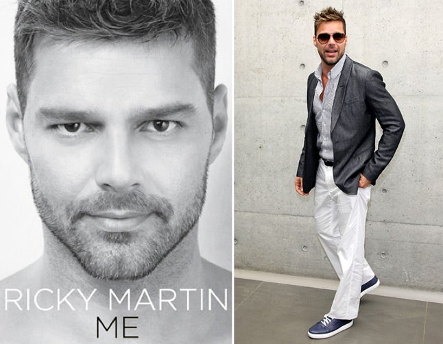 What We Learned From Ricky Martin's New Autobiography
