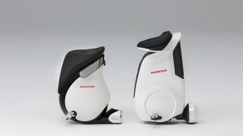Honda Announces New Personal Mobility Device, Uni-Cub β