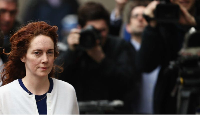 Rebekah Brooks Acquitted of One Charge Against Her in Hacking Trial
